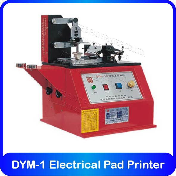 DYM-1 Electrical Pad Printer