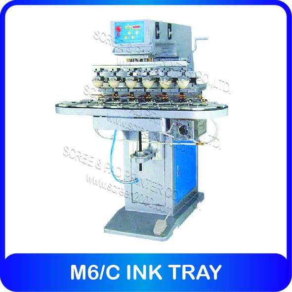 M6/C INK TRAY